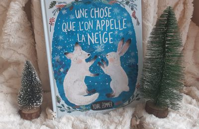Une chose que l'on appelle la neige