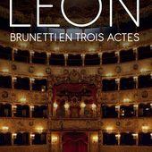 Brunetti en trois actes - Les lectures de Martine (et plus)