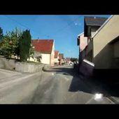 Goldwing Unsersbande ballade vers Nord Alsace 13