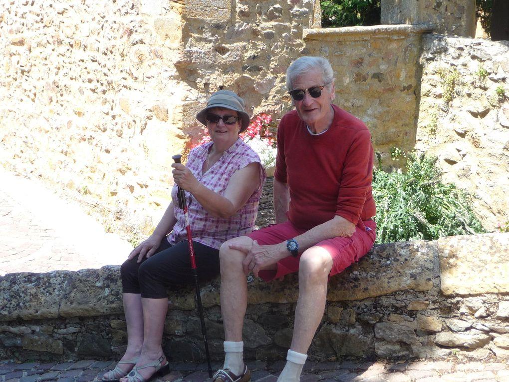 Ternand : pique-nique et visite touristique