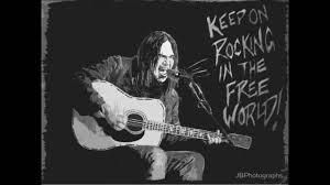 Neil Young - Rockin' In The Free World