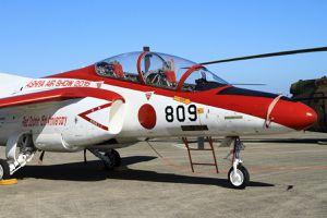 Kawasaki T-4 - 13 Hiko Kyoikudan - 15th anniversary
