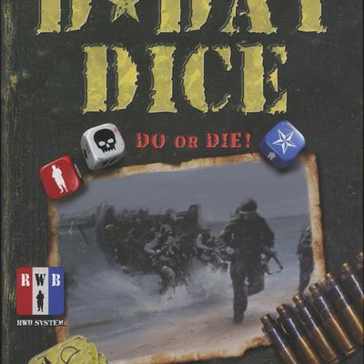 D DAY DICE -