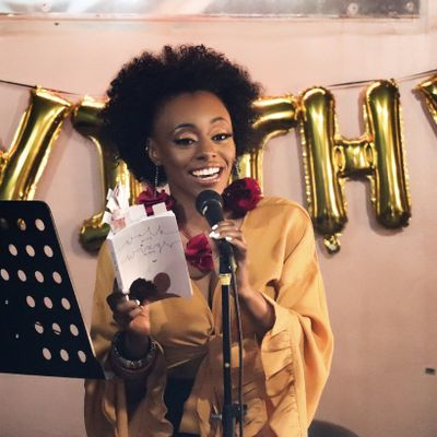 26 year old Tene Edwards monetised her passion of writing on Instagram