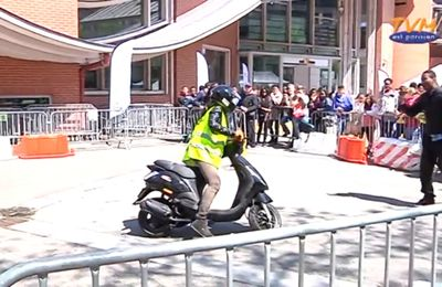 """Sujet de JT : """"Sécurité routière à Noisy-le-Sec"""""""