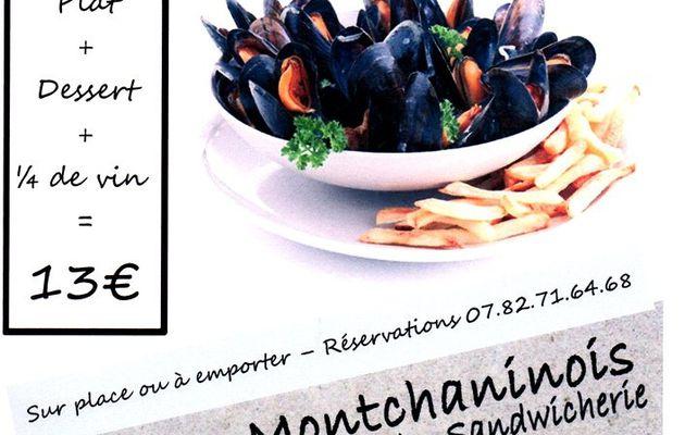 Au Montchaninois le Bois Bretoux-Montchanin 29 octobre 2015