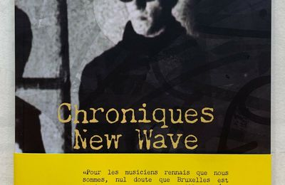 🎵 Chroniques New wave, Uyttersprot/Barbery (Editions K1l)