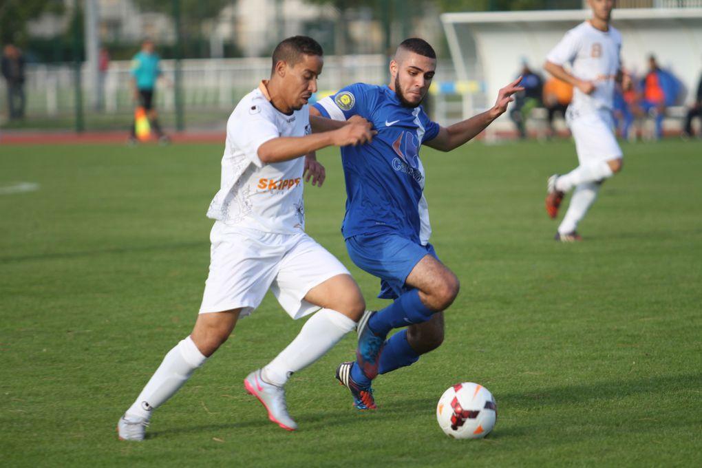 L'AS Vénissieux Vénissieux a perdu deux points ce samedi face au FC Rhône-Vallée