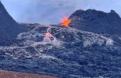 News of eruptions in Geldingadalur, La Soufrière and La Fournaise.