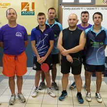 Journée 3 - Championnat départemental - Tour 1 Championnat jeunes 15/10/2016