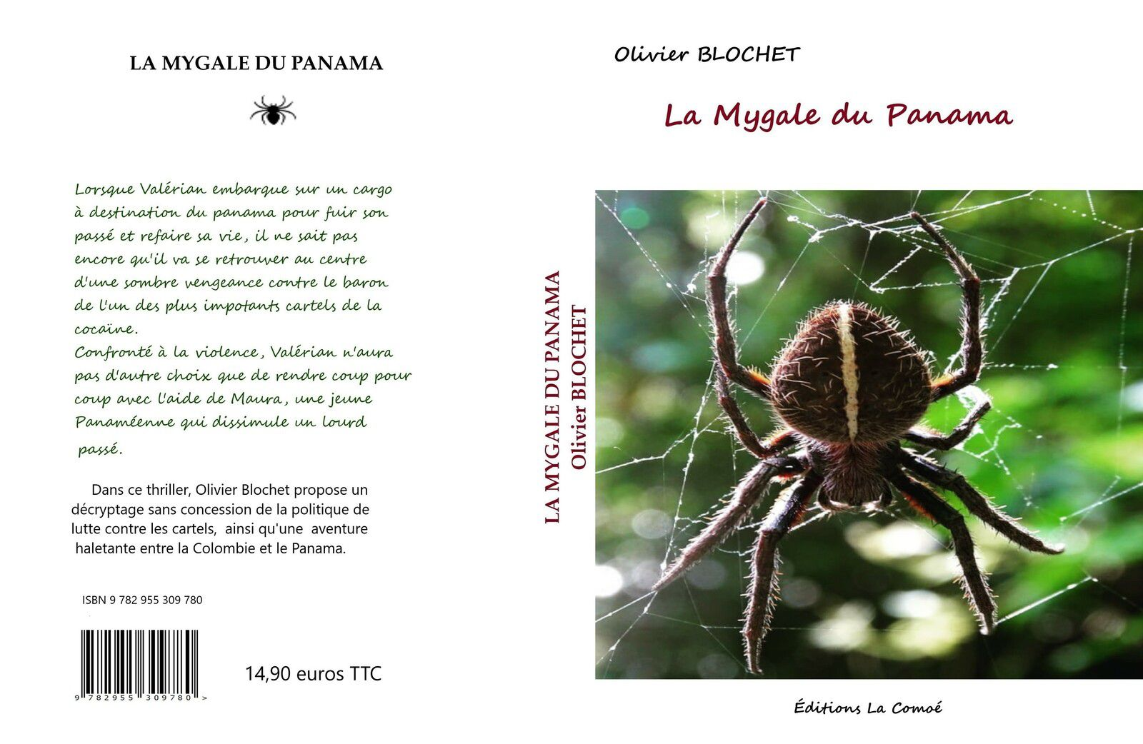 210 pages - 14,90 euros (2020)