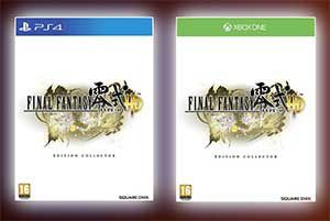 Final Fantasy Type-0 HD  lancement  We Have Arrived !