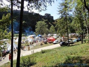 Bouillon (Belgique en camping-car)
