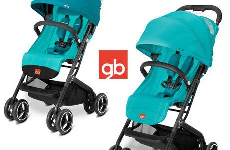 Les micro poussettes de GB (Good Baby) Qbit et Qbit+
