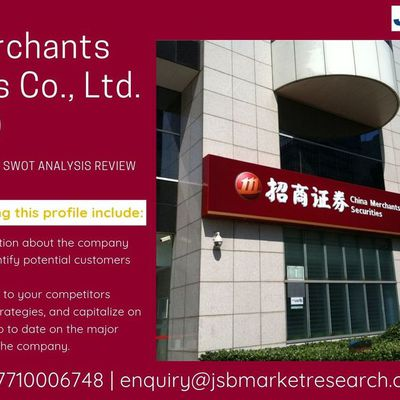 China Merchants Securities Co., Ltd. (600999) - Financial and Strategic SWOT Analysis Review
