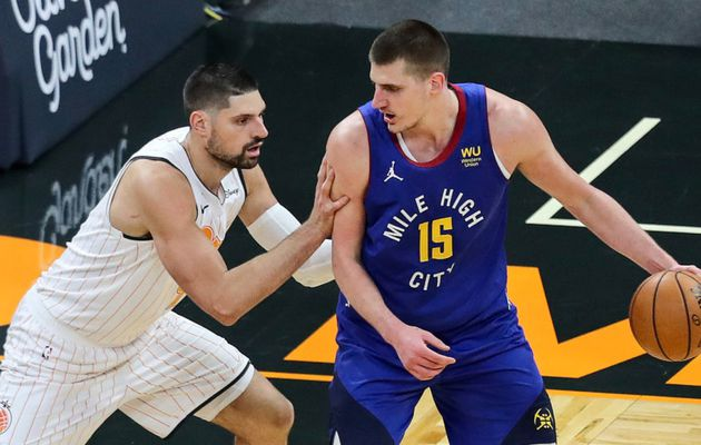 Nikola Jokic mène Denver avec un triple-double face au Magic d'Orlando