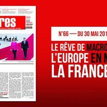 Macron : l'Europe en marche, la France au pas