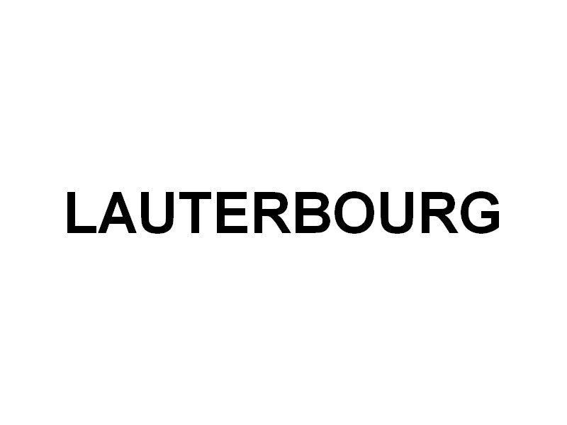 LAUTERBOURG , remorqueur/pousseur sur l'Ill à Strasbourg