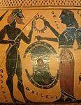 """""""l'Iliade"""" d'Homère : le cas Achille...de quel """"héros"""" s'agit-il ?"""