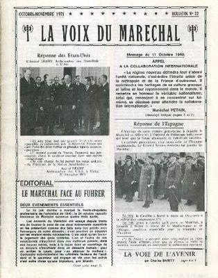 La Voix du Maréchal