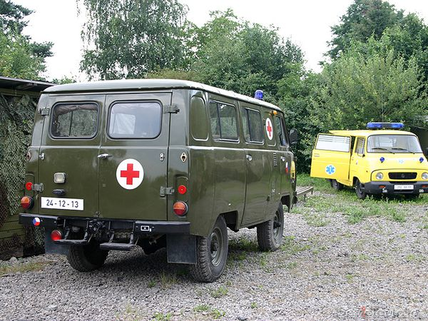 [SV2013-10] : Army-Land Ostrava, Vratimov (CZ)