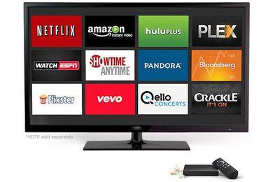 Clé HDMI : Amazon entre dans la danse avec Amazon Fire TV Stick