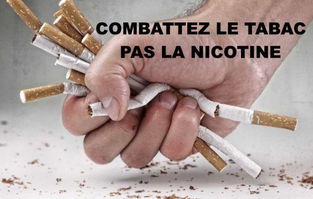Combattez le tabagisme, pas la nicotine : Débat aux Etats-Unis entre politiques et scientifiques de la santé