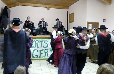 Soirée maôche des Verts de Margeride