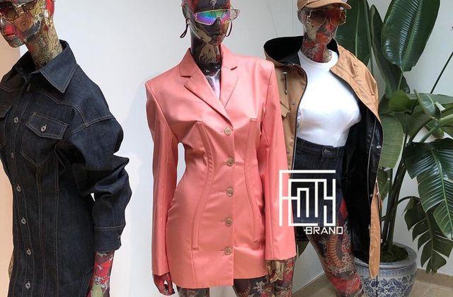 Fenty Brand by Rihanna : vêtements,  chaussures,  accessoires de mode😍👠👙🧥🛍👓🎉