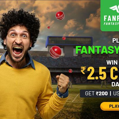 Indian T20 Cricket Fantasy League: A Place to Achieve Big by Playing Cricket Online - FanFight