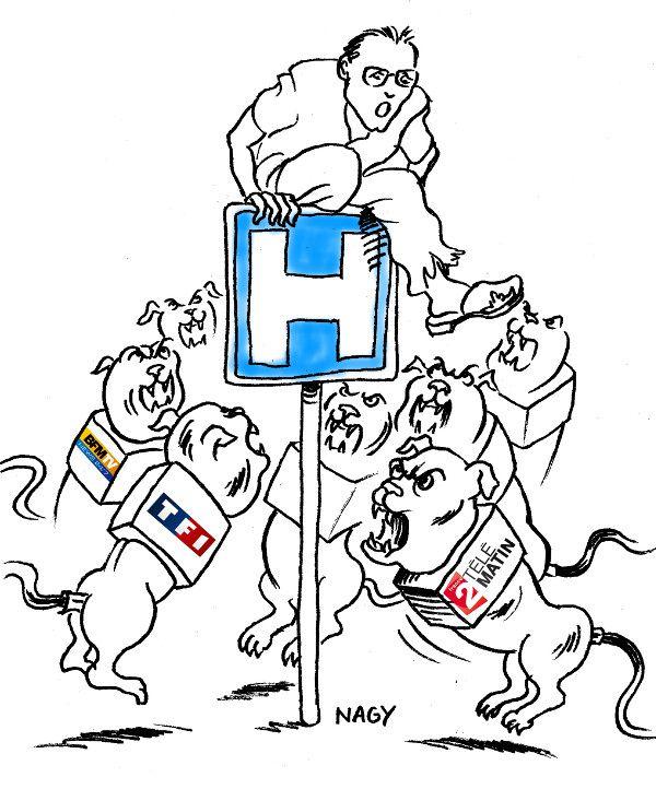 Macron lâche ses chiens de garde sur les soignants qui en savent un bout sur la Santé...