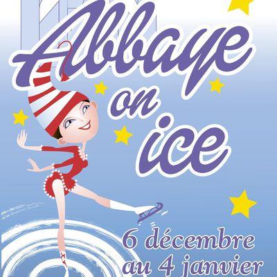 Une patinoire à Vendôme : Abbaye on ice
