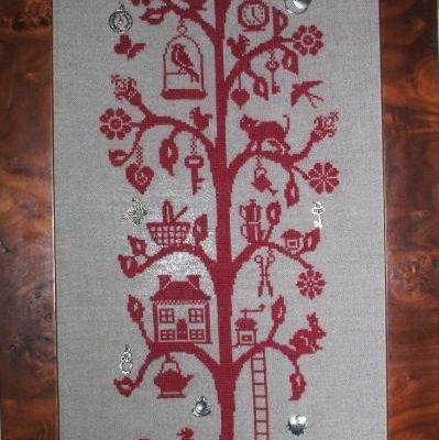 Petites croix la reprise - L'arbre Rovaris