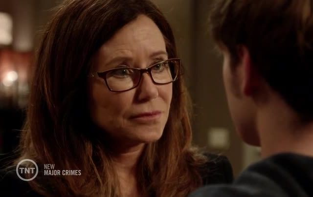 Critiques Séries : Major Crimes. Saison 2. Episode 18. Return to Sender.