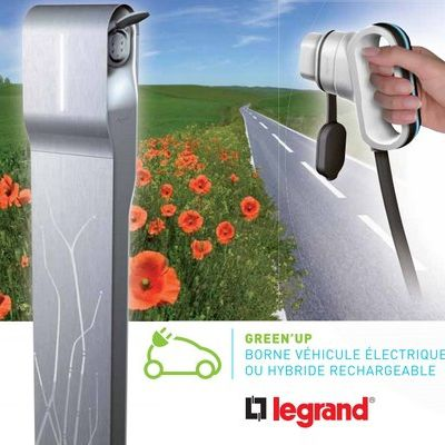 Green'up de Legrand