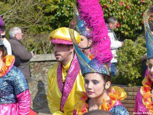 Photos mi-carême de Coex 2016 (2) Les musiciens et danseurs