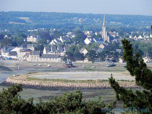 Ploubazlanec (Promenade en côte d'Armor)