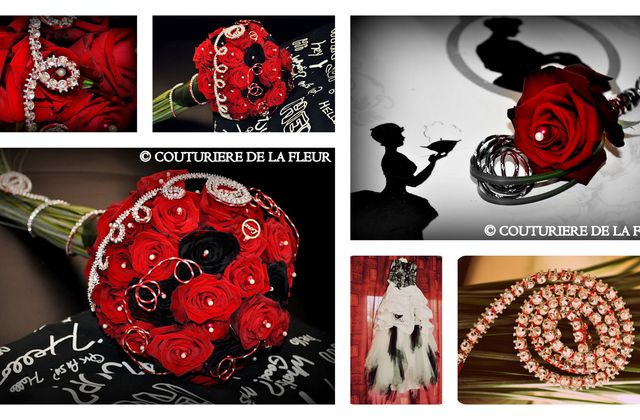 """Carnet d'ambiance """"Mariage chic & glamour"""""""