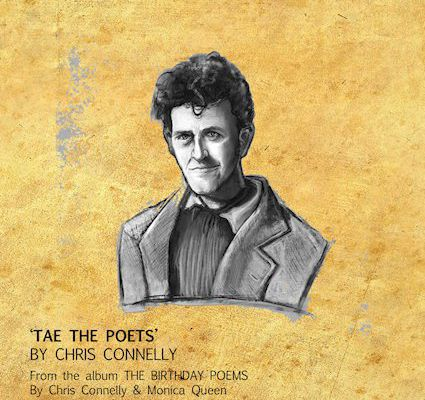 Chris Connelly and Monica Queen ~ Tae The Poets