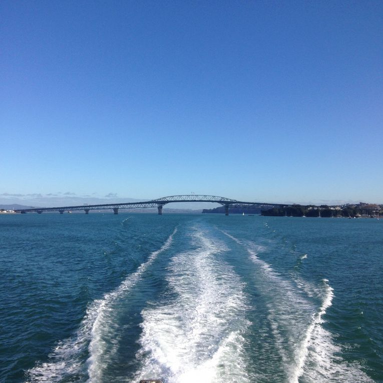 Semaine à Auckland