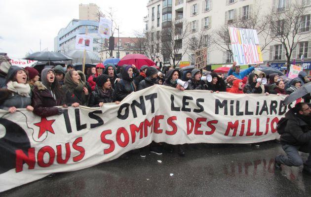 Appel de l'assemblée générale interprofessionnelle de Saint-Denis, soutenu par les UL CGT, FO et SUD-Solidaires