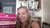 Octobre rose : des livres rose et des femmes