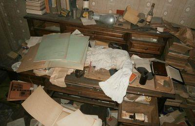 Debarras d'une maison fermée depuis 50 ans region orléanaise