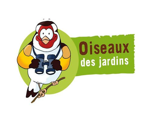 "Comptage ce week-end ""Oiseaux des jardins"""