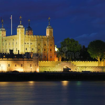 6° - THE TOWER OF LONDON