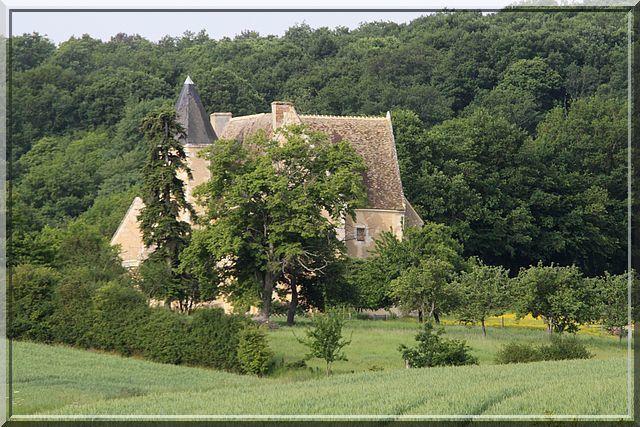 Diaporama maison forte de La GAUBERDIERE à La Rouge