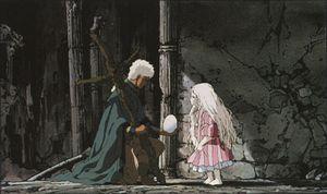 L'Oeuf de l'Ange - de Mamoru Oshii - 1985