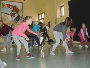 Barreme  : Stage de Hip-Hop