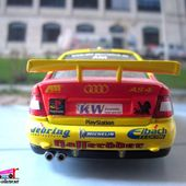 AUDI A4 QUATTRO STW 1999 CHRISTIAN ABT REVELL 1/43 - car-collector