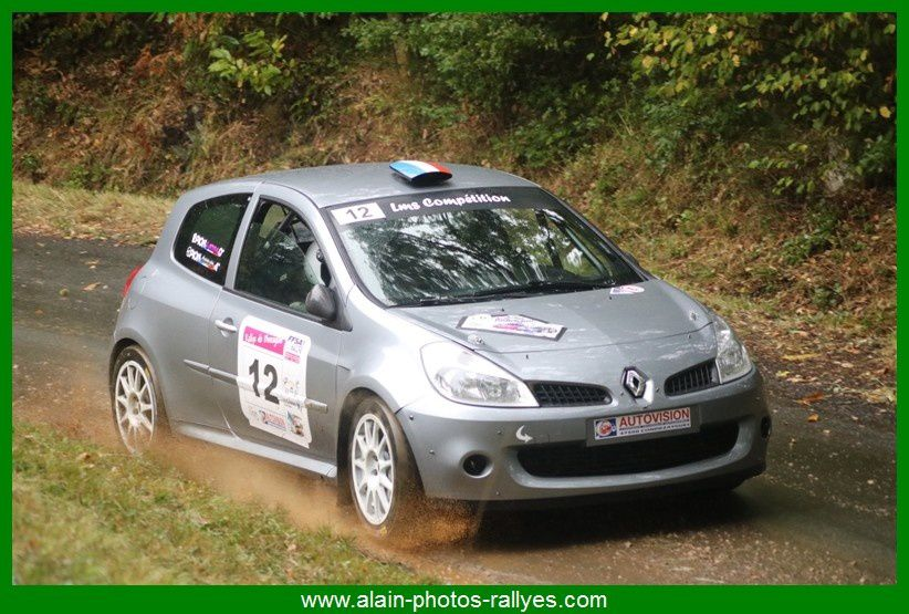 Rallye de Bonaguil 2019